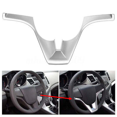 For Chevrolet/Cruze/Sedan/Hatchback Car Steering Wheel Insert Trim Cover Sticker
