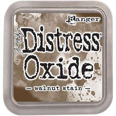 Tim Holtz Distress Oxides Ink Pad Walnut Stain 789541056324