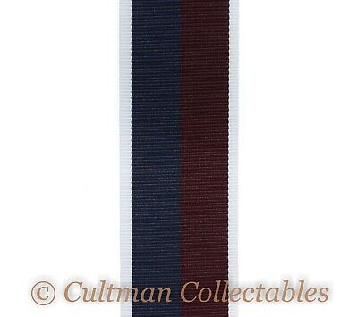 268. Royal Air Force / RAF Long Service & Good Conduct Medal Ribbon - Full Size