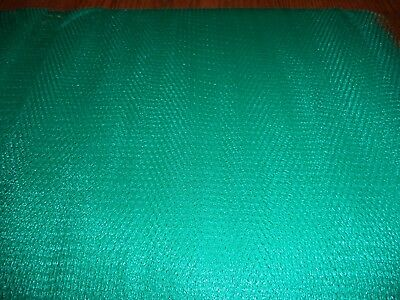 Teal Nylon Net-  By The Yard - Tutus, Scrubbies * 70-72 Inch Width