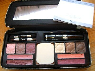 Christian Dior Connage Couture Collection Schmink Palette Lid - Lippen Farbe etc