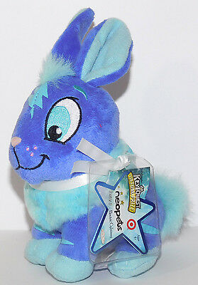 Electric Cybunny Easter Neopets Limited Edition Series 3 Plush Unused Code NEW