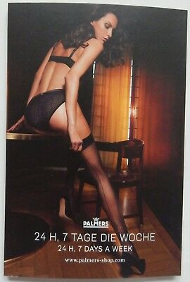 Palmers Herbst Winter 2017 Lingerie Flyer Dessous Wäsche Sexy Style Book Woman