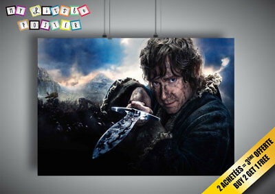 Poster Hobbit the Battle of the Five Armies