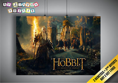 Poster the Hobbit Wall