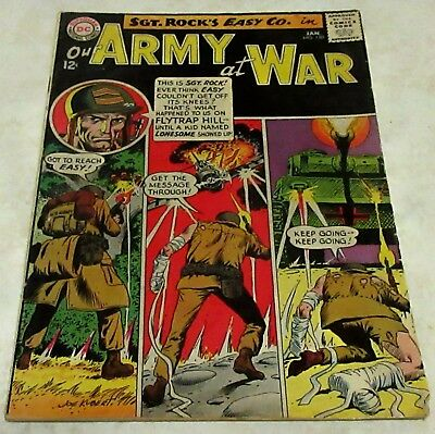 Our Army at War 150, (FN- 5.5) 1965, 40% off Guide!