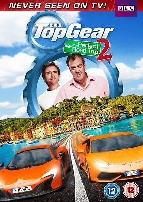 Top Gear The Perfect Road Trip 2 BRAND NEW DVD Region 4