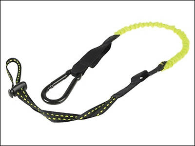 "NEW CLC Tool Lanyard 79cm 31"" extends to 112cm 44"" up to 2.7kg 6lbs HD Carabiner"