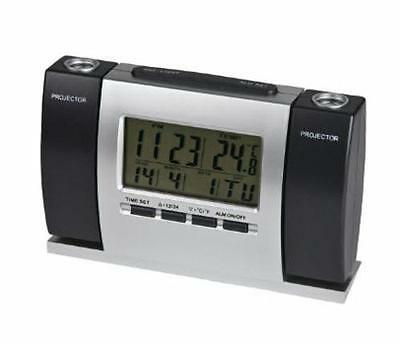 Sima TimeKeeper Projector Alarm Clock Time and Indoor Temp Projection US Seller