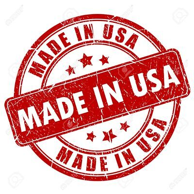 """500 pcs 4"""" x 6"""" (20 mil) Adhesive Magnetic Peel & Stick Magnet Made in USA"""