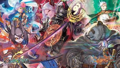 Tappetino Avvento del Re Demone / Demon King ☻ Playmat FOW ANDYCARDS