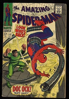 (Silver Age) The Amazing Spider-Man #53
