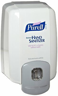 Gojo Purell High Capacity Gel Hand Sanitizer Dispenser in Dove Grey