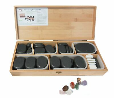 Hot Stone-Set 64 teilig