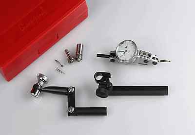 Dasqua Metric Dial Test Indicator Kit with Holders 52211002) DTi Dial Gauge