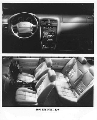 1996 Infiniti I30 Interior ORIGINAL Factory Photo oua0950