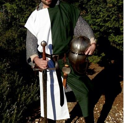 Medieval Squire Tunic SCA LARP Renaissance COSPLAY