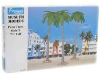 PEG6502 Palm Trees Large Style B Terrain by Pegasus Hobbies 707600065025