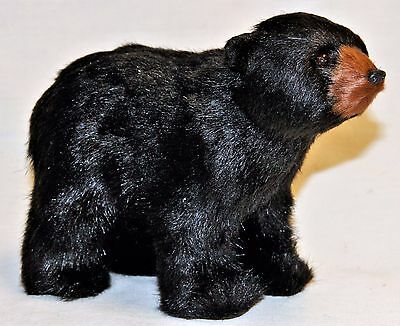 Byers Choice Black Bear Walking or Standing - New
