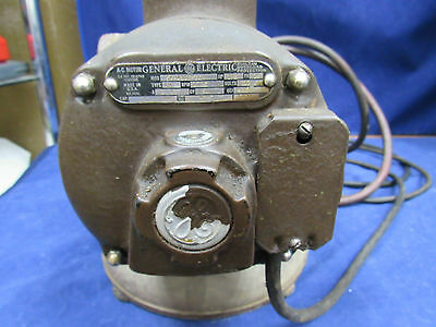 Antique Air compressor early mid century Cornelius Model K Works GE Patina 1950'