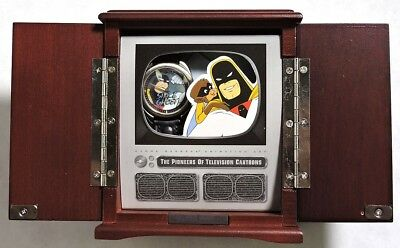 S421. Hanna-Barbera SPACE GHOST Pioneers of Television L/E Fossil Watch (1996)
