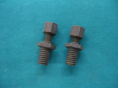 Harley J JD JDH New Pair of Front Chainguard Studs and Nuts antique motorcycle