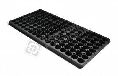 128 Cell Plug Tray, (Qty. 10), Seed Starting Trays, Cloning and Propagating Flat