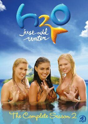 H2O JUST ADD WATER SEASON 2 New Sealed 4 DVD Set