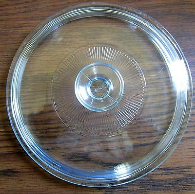 """Corning-Pyrex Replacement Lid 8-7/8"""" OD Rival Corning Pyrex G-1-C Replacement"""