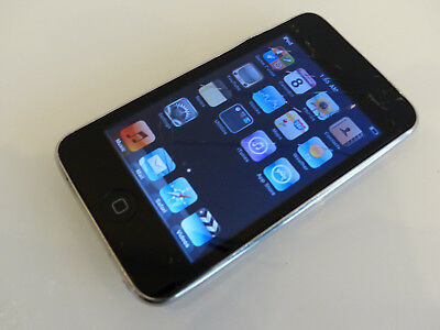 Apple iPod touch 2. Generation Schwarz (8GB) Sprung #4