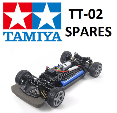 Tamiya TT-02 Spare Parts Bags Spares Chassis Suspension  A B C D G P SPLIT TT02