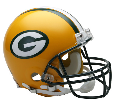 NFL Riddell Replica Full-Size-Helm Green Bay Packers