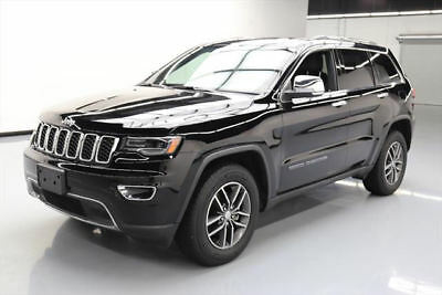 2017 Jeep Grand Cherokee Limited Sport Utility 4-Door 2017 JEEP GRAND CHEROKEE LTD LEATHER PANO ROOF NAV 14K #779567 Texas Direct Auto