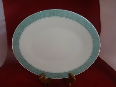 "Franciscan NIGHTINGALE Oval Serving Platter ~13""~ MINT CONDITION ~"