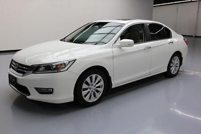 2013 Honda Accord EX Sedan 4-Door 2013 HONDA ACCORD EX SUNROOF REAR CAM BLUETOOTH 55K MI #031097 Texas Direct Auto
