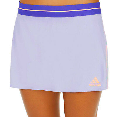 adidas Performance Womens adiZero Tennis Sports Skort Skirt - Lilac