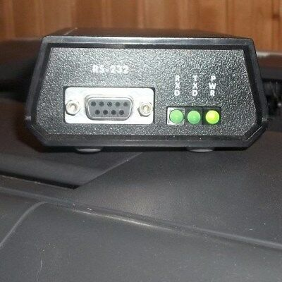 ADP Kronos Smart Converter II RS-232 PC Connector to Timeclock Network Software