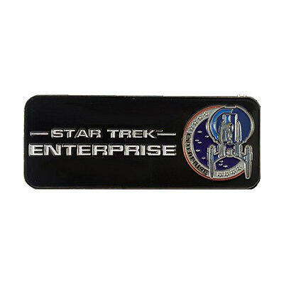 Enterprise Logo - exklusiver Sammler Collectors Pin Metall - Star Trek - neu