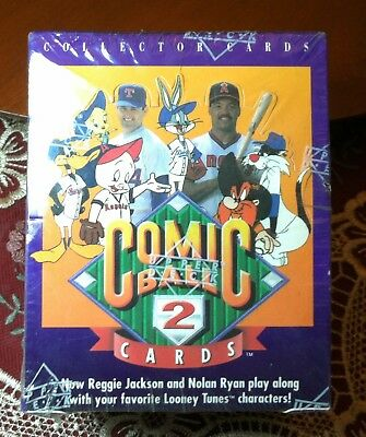 Comic Ball 2 Cards by Upper Deck - Limited Edition