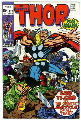 Thor #177 (1970) VF Marvel Comics
