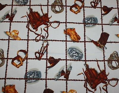 2 1/2 Yards Don't Fence Me In Nicole DeLeon Alexander Henry Cotton Quilt Fabric