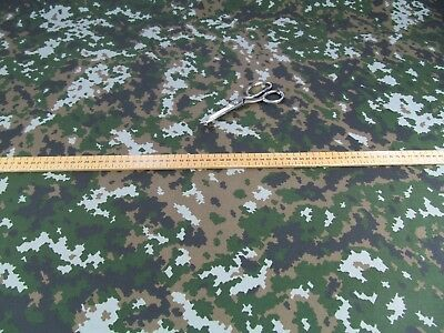Finland Finnish Army M05 Frost Pattern Camouflage Cotton Drill Fabric Cloth FAP1