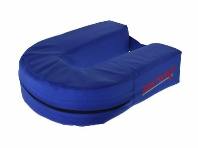 Nackenschutz keep-racing® Supporter I, U-Form, blau