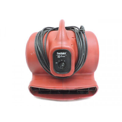 Sanitaire High Velocity Air Mover, 1/2 HP, 3-Speed