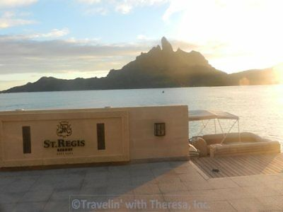 St Regis Bora Bora Vacation Package for 2 - Travelin with Theresa