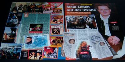 The Kelly Family 11 x CLIPPINGS BERICHTE Sammlung Presse