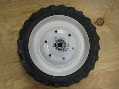 -NOS- vintage MURRAY Pedal Tractor REAR Wheel & Tire 10 x 1.75