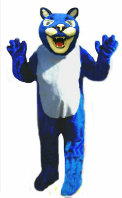 Cougar low cost Mascots USA premium lightweight custom Costume by CJs Huggables
