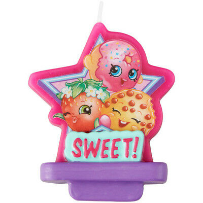 Shopkins Birthday Candle from Wilton #7116