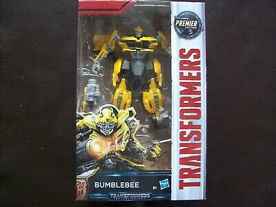 Transformers The Last Knight Premier Edition Figure Bumblebee